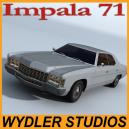 Chevrolet Impala 71