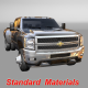Chevrolet Silverado 3500HD Crew Cab