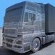 MAN TGX XXL with trailer