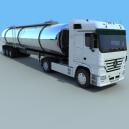 MERCEDES BENZ ACTROSS Cistern