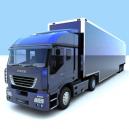 Iveco Stralis Semi Truck
