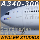 Airbus A340-300 Scandinavian Airlines