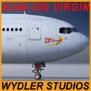 A340-300 VIRGIN