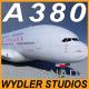 Airbus A380 AIR CANADA.