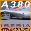 AIRBUS A380-800 IBERIA