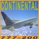 Boeing 777-200 Continental