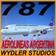 Boeing 787-3 Aerolineas Argentinas