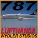 Boeing 787-3 Lufthansa