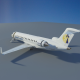 Canadair CRJ 700 BRIT AIR with interior