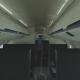 Canadair CRJ 700 BRIT AIR with interior